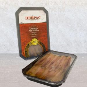 Herpac Smoked Sardines