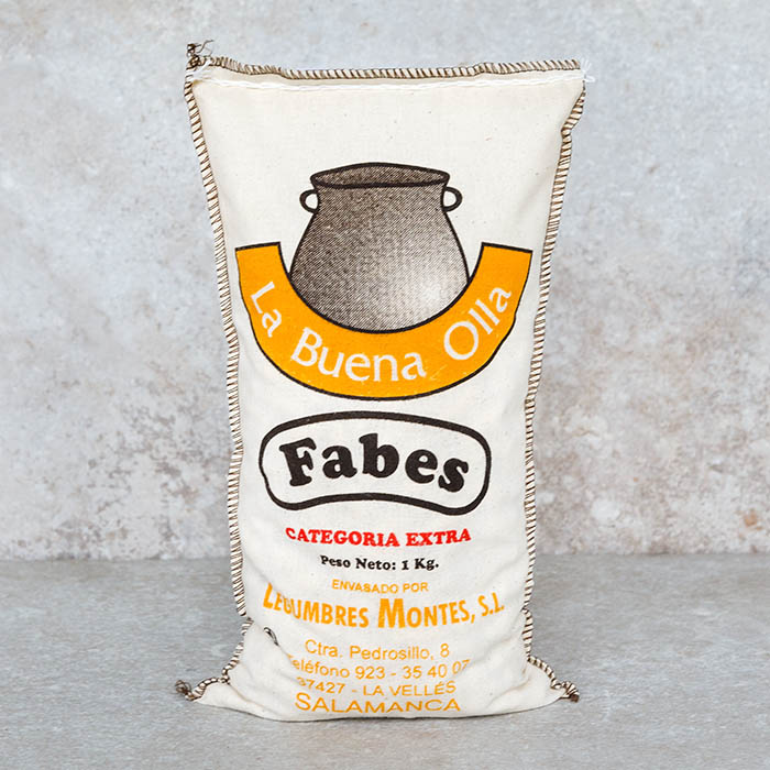Montes Dried Fabes Beans