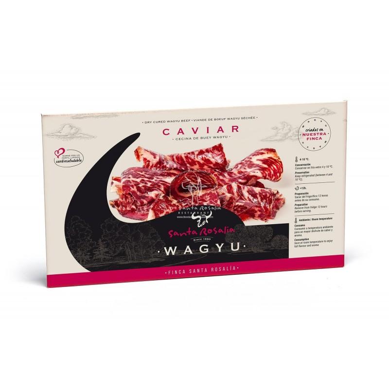 Santa Rosalia Cured Wagyu Beef 90g
