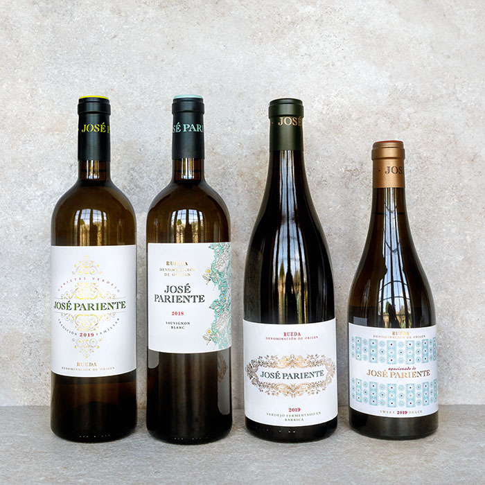Jose Pariente Wine Tasting Box