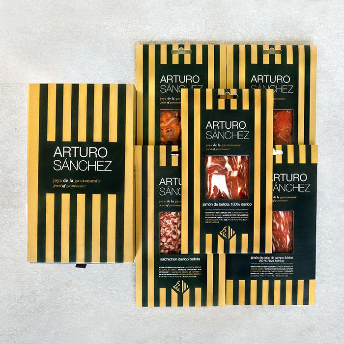 Arturo Sánchez Ibérico Tasting Box