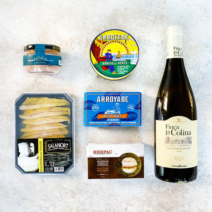 Spanish Seafood Hamper