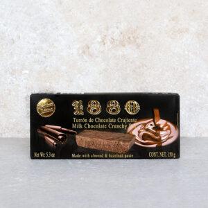1880 Milk Chocolate Crunchy Turron