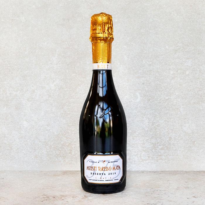 Agusti Torello Mata Brut  Reserva Half Bottle 2018